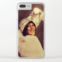 Bessie Smith, Music Legend Clear iPhone Case