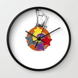 Pal-lei Wall Clock
