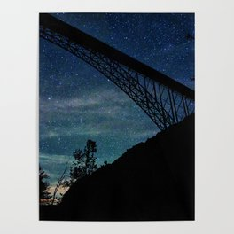 Blanket Of Stars Poster