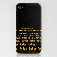 Episode XXVII - A New Blabla iPhone (4, 4s) Slim Case