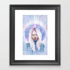 Languid Framed Art Print