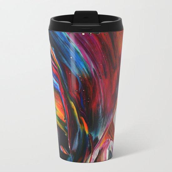 untitled: Metal Travel Mug