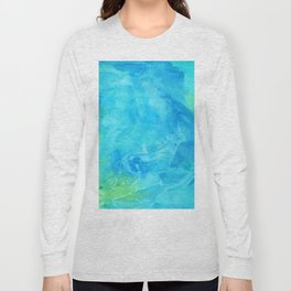 Summer by the Pool Long Sleeve T-shirt