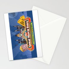 The Great Movie Ride Stationery Cards
