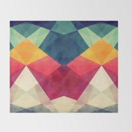Meet me halfway Throw Blanket