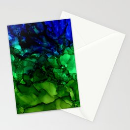 Sea Lettuce Stationery Cards