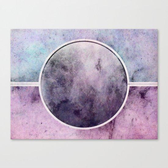 η Lyrae Canvas Print