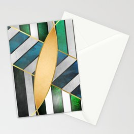 Line Design Stationery Cards