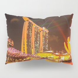 Night Shot Pillow Sham