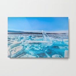 Treasure of Baikal Metal Print