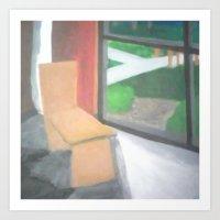 studio killers Art Prints featuring Studio by Tiffany Cooper