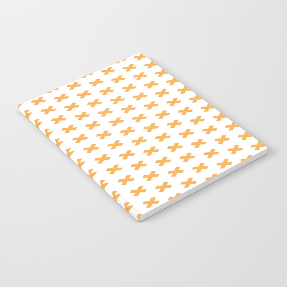 Cross ((funky Orange)) Notebook by Msjay NBK7806658