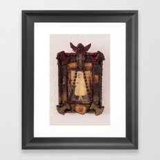 Sacred Heart Memorial Framed Art Print