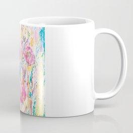 Meadow painting, floral pattern, flowers Coffee Mug