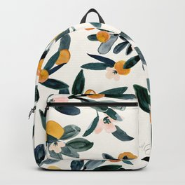Clementine Sprigs Backpack