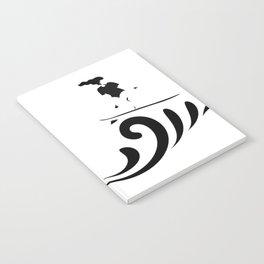 Surf up (: Notebook