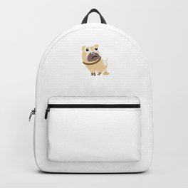 It Happens Funny Dog Lovers Animals Pet Owners Puppy Doggie Rescue Dog Gift Backpack