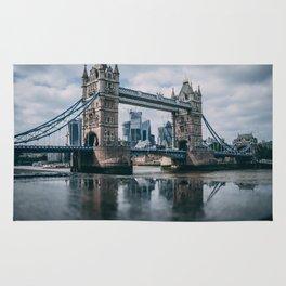 London Bridge Tower (Color) Rug