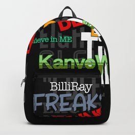 BLINDFACE HD by JC LOGAN 4 Simply Blessed Backpack