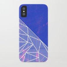 B Rays Geo Punk iPhone X Slim Case