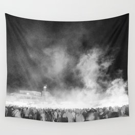 Consumed Wall Tapestry