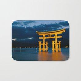 Itsukushima Shrine Bath Mat