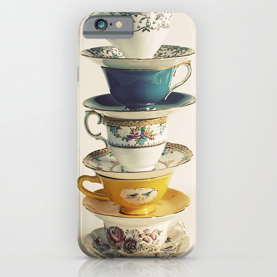 teacups iPhone & iPod Case