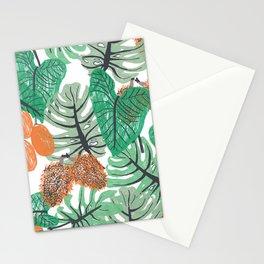 Jungle Print Stationery Cards