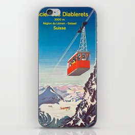 Cable Car iPhone Skin