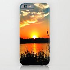 Tidewater Sunset  iPhone 6s Slim Case
