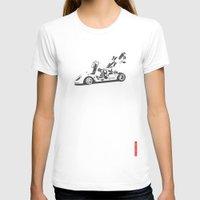 ferrari T-shirts featuring Ferrari 512 by Remove Before . . .