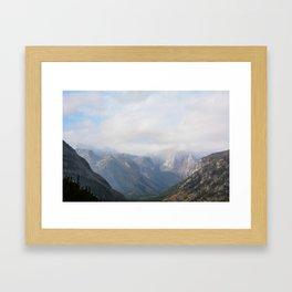 Closer Than This Framed Art Print