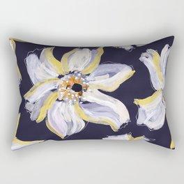 Japanese Anemones Rectangular Pillow