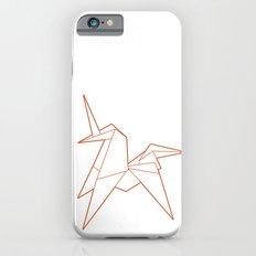 Origami Unicorn iPhone 6s Slim Case