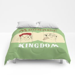 Moonrise Kingdom  Comforters
