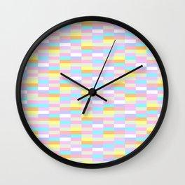 Kitsch Paris Shopping Trip   Wall Clock