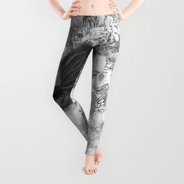 The Changing Times Leggings
