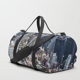 Built up Area Duffle Bag