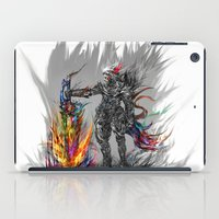 viking iPad Cases featuring viking by ururuty