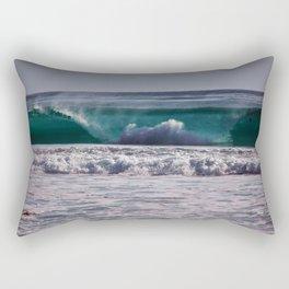 Ocean Wave Rectangular Pillow