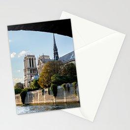 Notre Dame de Paris Stationery Cards