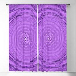 Purple Visionz Blackout Curtain
