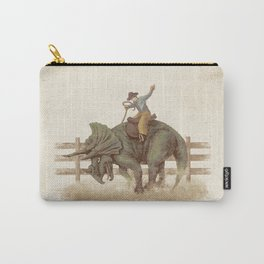 Dino Rodeo  Carry-All Pouch