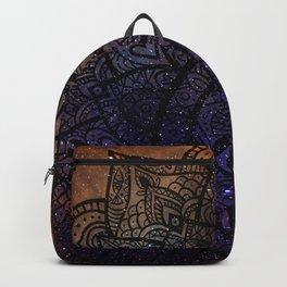 Space mandala 17 Backpack
