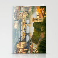 florence Stationery Cards featuring Florence by Shannon McCullough-Wight
