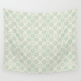 Summer soft pattern Wall Tapestry