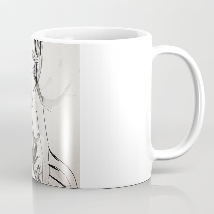 vogue lady 2017 Coffee Mug
