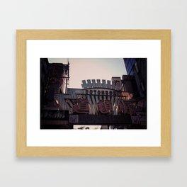 Dotonbori  Framed Art Print
