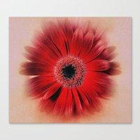 blush Canvas Prints featuring Blush by SexyEyes69