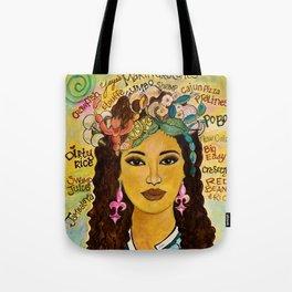 YaYa Tote Bag